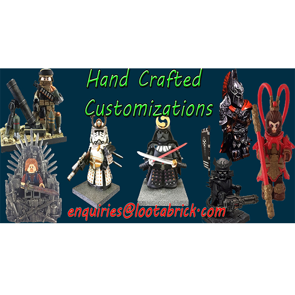 Hand Crafted Customizations