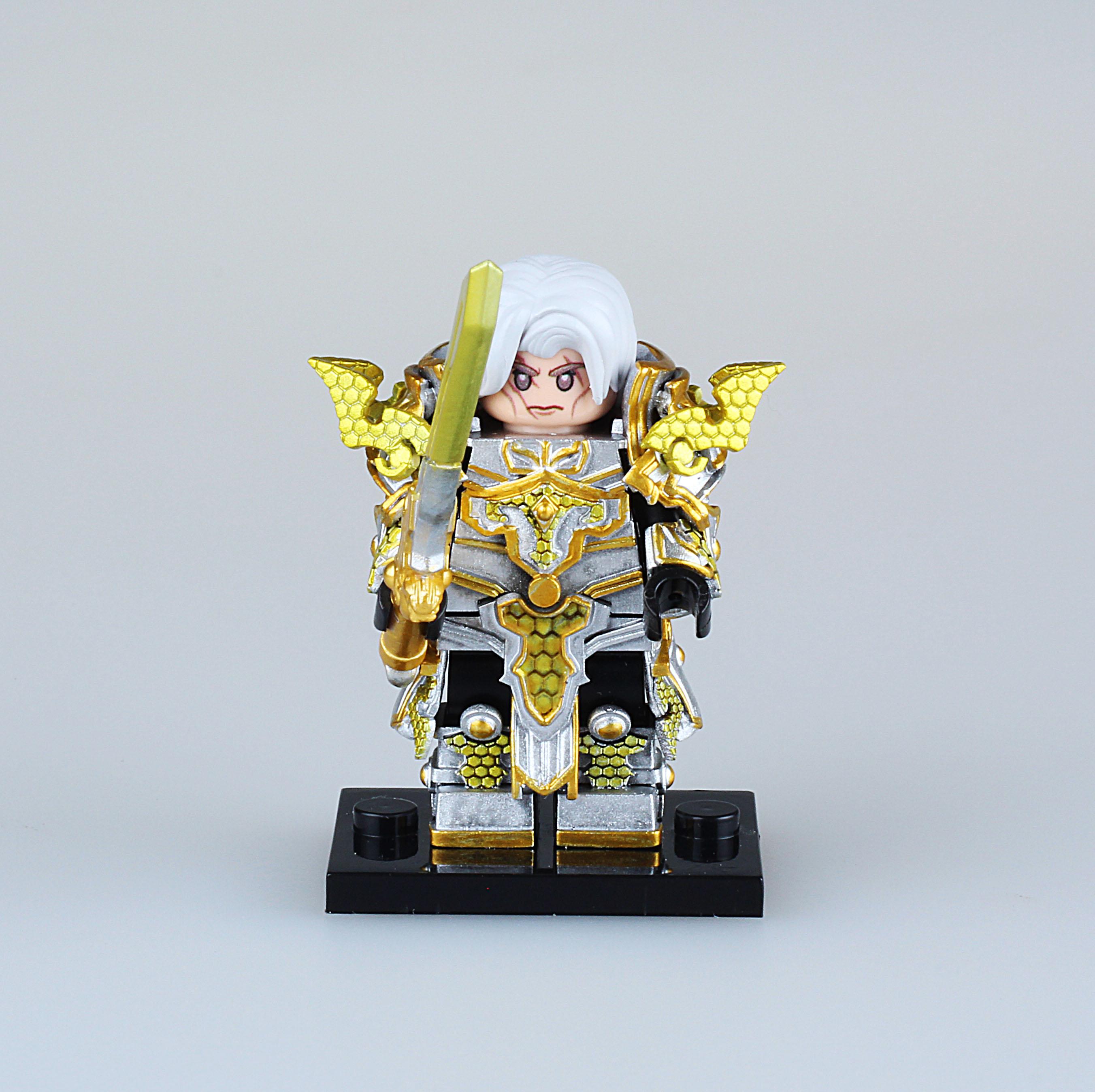 Custom Lego Minifigure General Turalyon