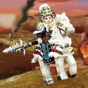 Custom Lego Minifigure Ma Chao (马超)