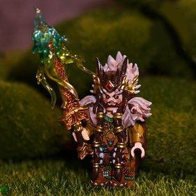 Custom Lego Minifigure Tribal Leader