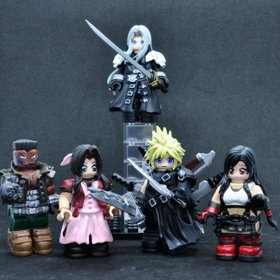 Custom Lego Minifigure Final Fantasy set