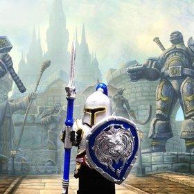Custom Lego Accessories for Alliance Knight